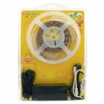 LED pásek, bílá, zdroj+stmívač