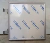 LED světelná reklama oboustranná 500x500x155 mm