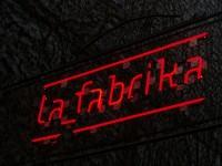 La Fabrika - neon na síti