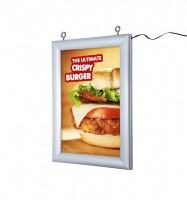 Světelný obraz Posterlight LED