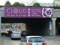 Signtech velkoplošná reklama s digitálně tištěnou grafikou