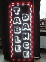Počítačově řízený LED panel
