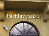 Plastické písmo profil písma P3